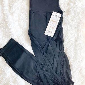 Alo High Waist wrapped stirrup legging size M